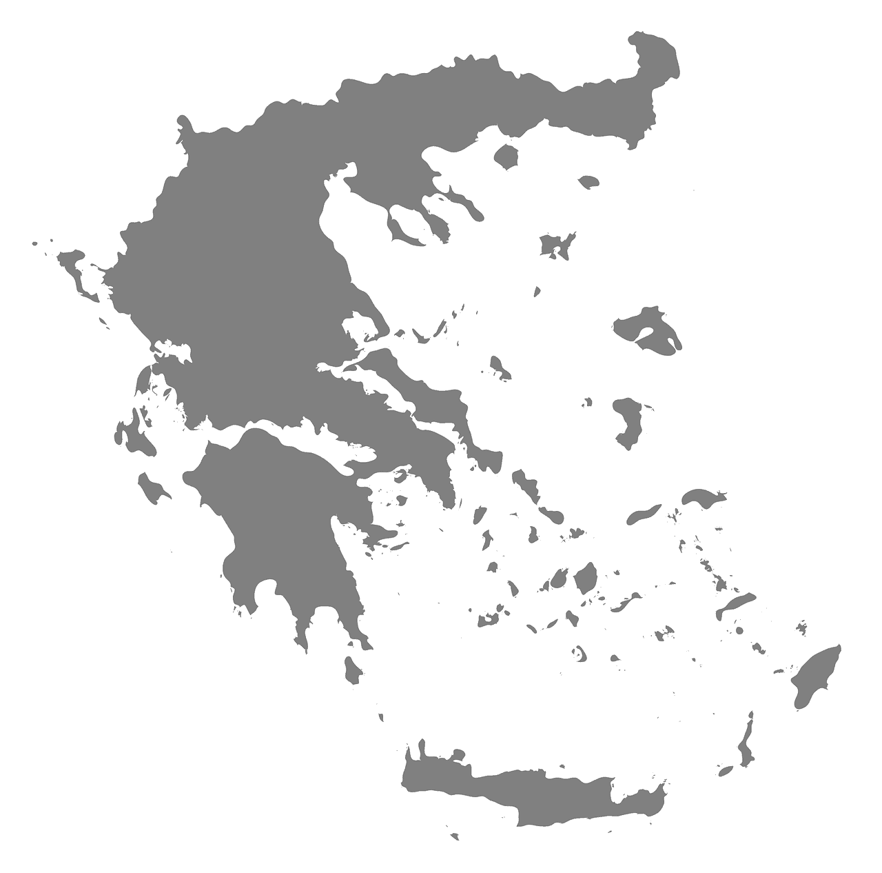 greece map cannabis