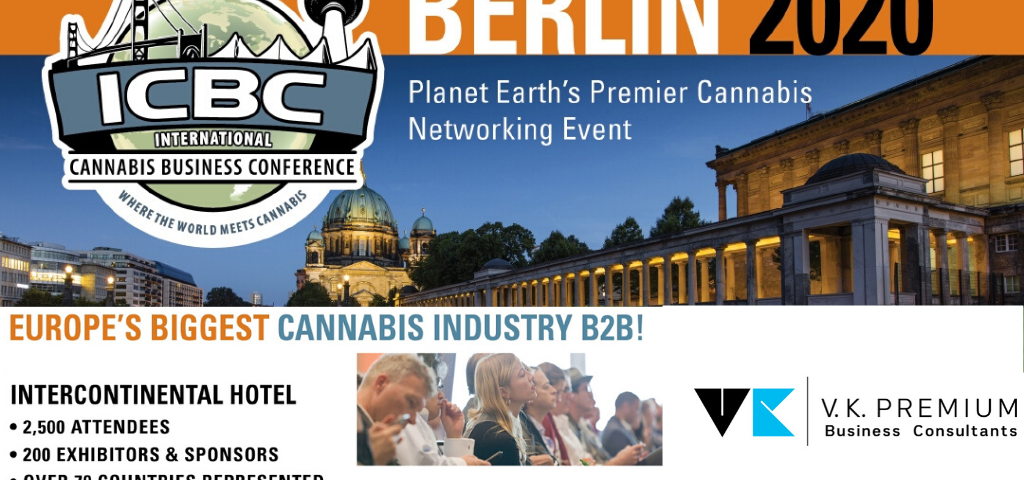VK PREMIUM participates at the International Cannabis Business Conference